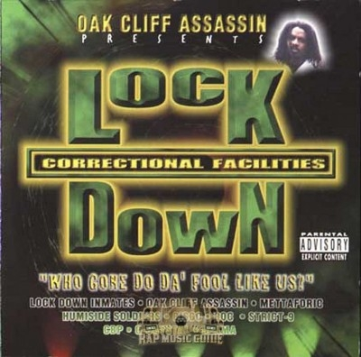 Lock Down Inmates - Correctional Facilities