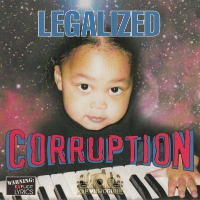 Legalized Corruption - Legalized Corruption