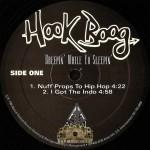 Hook Boog - Kreepin While Ya Sleepin EP