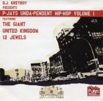 DJ Greyboy Presents - P-Jay's Unda-pendent Hip-Hop Volume 1