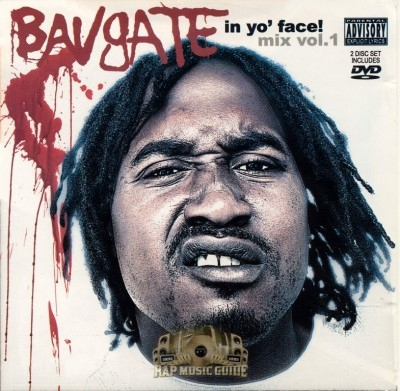 Bavgate - In Yo' Face! Mix Vol. 1