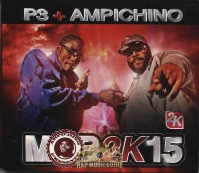 P3 + Ampichino - MOB2K15
