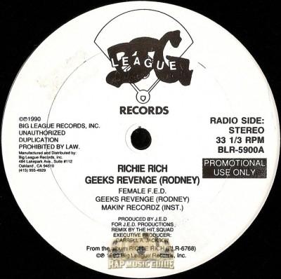 Richie Rich - Geeks Revenge (Rodney)