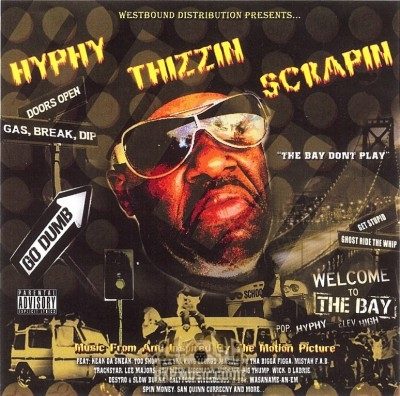 King George - Hyphy Thizzin Scrapin