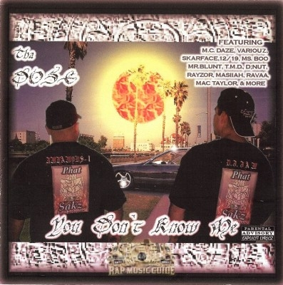 Tha Dose - You Don't Know Me