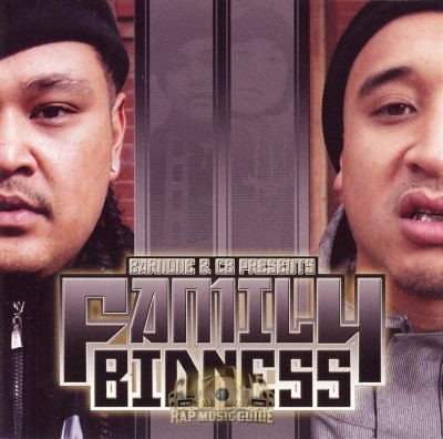 Barnone & CB Presents - Family Bidness