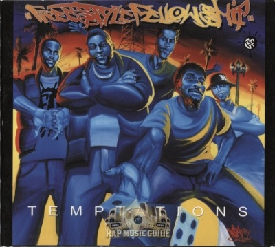 Freestyle Fellowship - Temptations