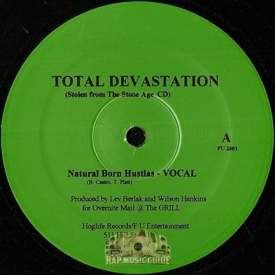 Total Devastation - Natural Born Hustlas