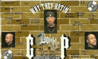 G Double P - Why They Hatin'