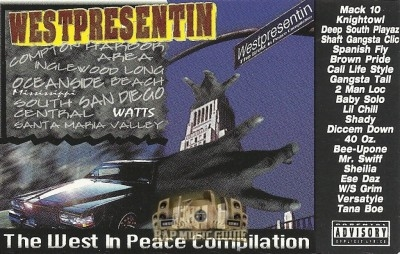 Westpresentin - The West In Peace Compilation