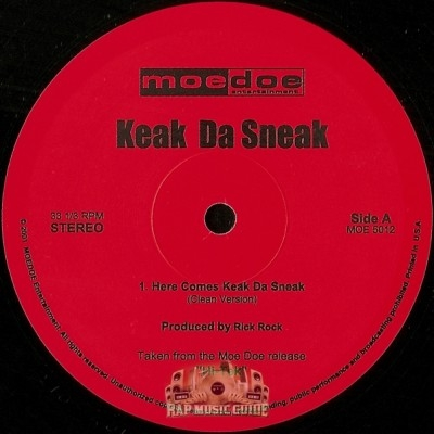 Keak Da Sneak - Here Comes Keak Da Sneak