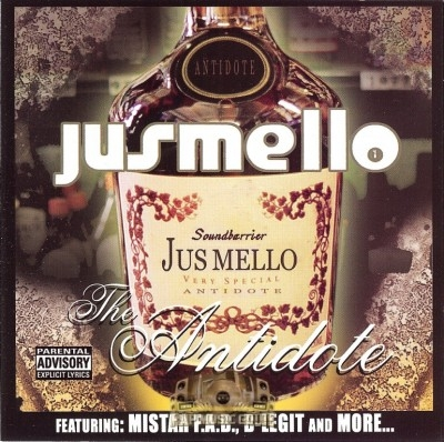 Jusmello - The Antidote