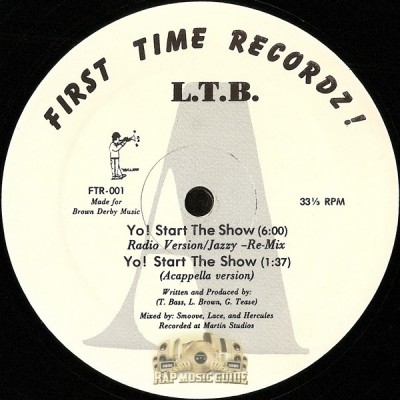 L.T.B. - Yo! Start The Show