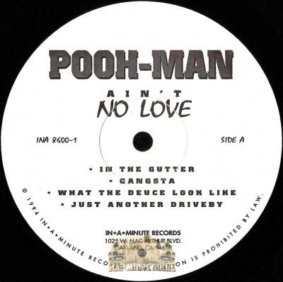 Pooh-Man - Ain't No Love