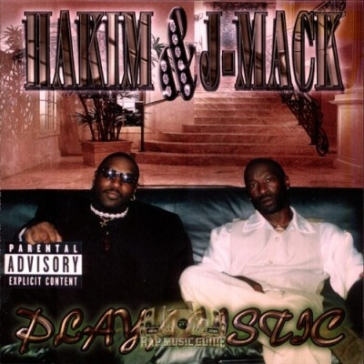 Hakim & J-Mack - Playalistic