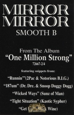 Smooth B - Mirror Mirror