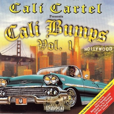 Cali Cartel - Cali Bumps Vol. 1