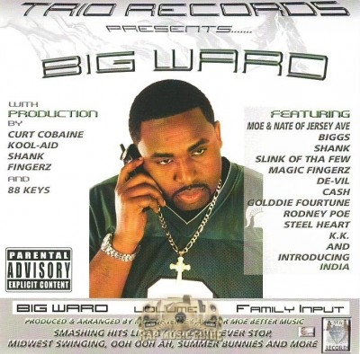 Big Ward - Volume 1 Family Input