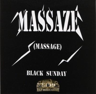 Massaze - Black Sunday 52399