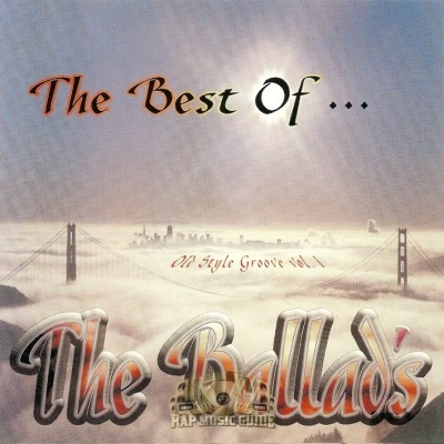 The Ballad's - The Best Of The Ballads - Old Style Groove Vol. 1