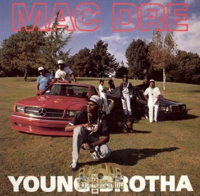 Mac Dre - Young Black Brotha EP