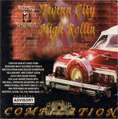 Twinn City - High Rollin Compilation