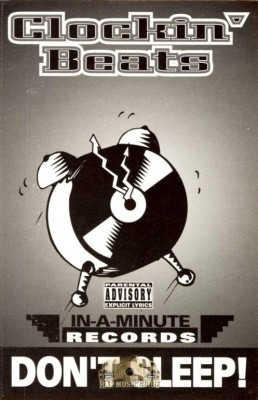 In A Minute Records - Clockin' Beats