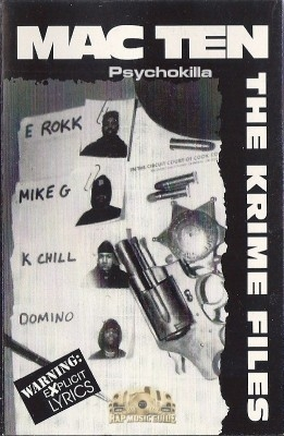 Mac Ten - The Krime Files