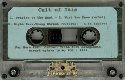 Cult of Isis - Demo