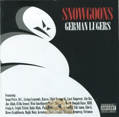 Snowgoons - German Lugers