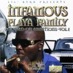 Infamous Playa Family - Focused On Ambitions Vol.1