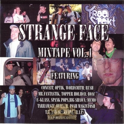 Strange Face - Mixtape Vol. 1