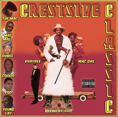 Various - Crestside Classic (Mixed By R8R)