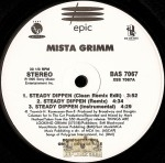 Mista Grimm - Steady Dippen Remix / Indo Smoke