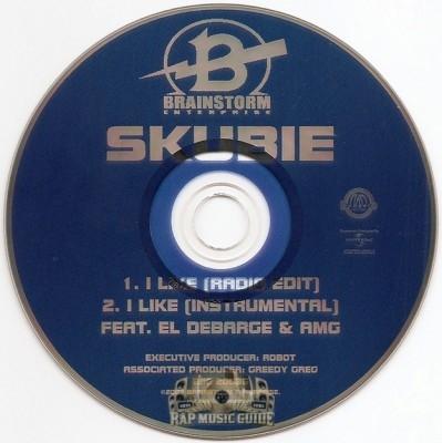 Skubie - I Like