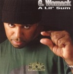 G. Womack - A Lil' Sum