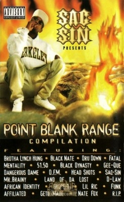 Sac Sin Presents - Point Blank Range Compilation