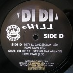Di Di Chill - Dirty Blu Gangsta Max