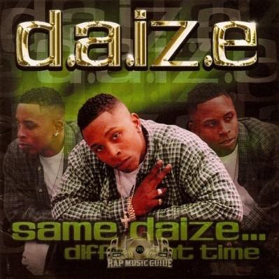Daize - Same Daize Different Time