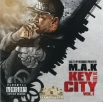 M.A.K - Key To The City Vol. 1