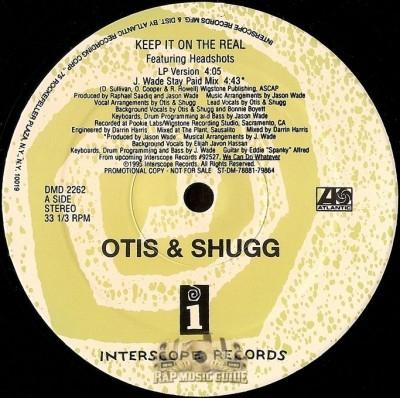 Otis & Shugg - Keep It On The Real