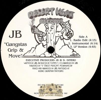 J.B. - Gangstas Grip & Move / Ride