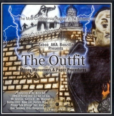 Zaboo aka Boozilla Presents - The Outfit