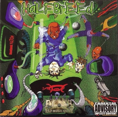 Halfbreed - Kontamination