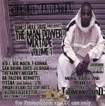 Charlie Manhattan - The Man Power Mixtape Volume 1