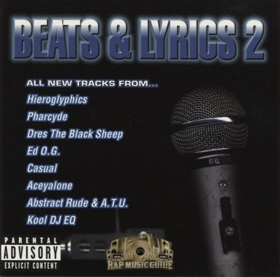 Various Artists - Beats & Lyrics 2