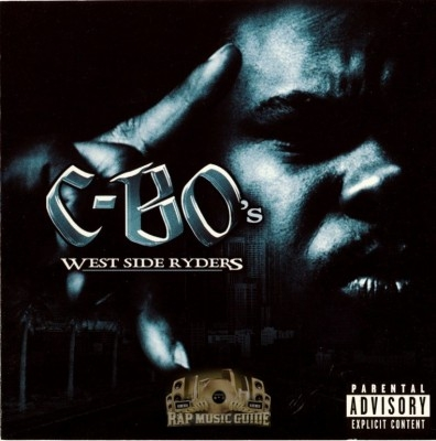 C-Bo - West Side Ryders