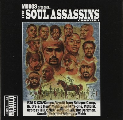 Muggs Presents - The Soul Assassins Chapter 1