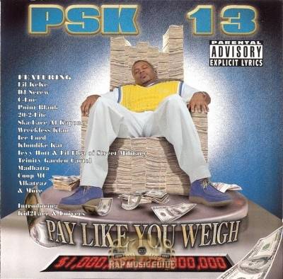 PSK-13 - Pay Like You Weigh