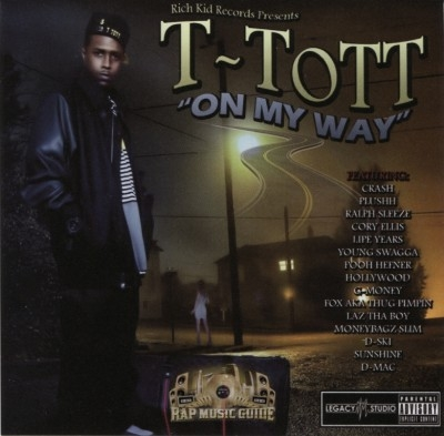 T-Tott - On My Way